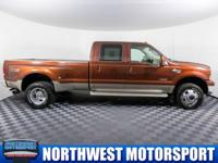Clean Carfax Two Owner Diesel Dually Truck with Towing