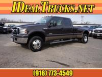 Options:  2006 Ford F-350 Super Duty Crew Cab Dually