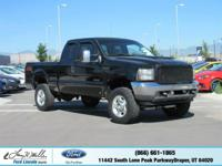 Only 115,001 Miles! This Ford Super Duty F-350 SRW