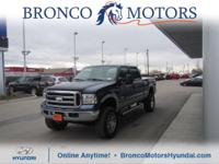 Come see this capable 2006 Ford Super Duty F-350 SRW