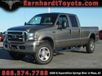 We are happy to offer you this 2006 Ford F350 Lariat