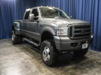 Clean Carfax Two Owner 4x4 Diesel Dually Truck with