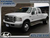 Dually! Power Stroke 6.0L V8 DI 32V OHV Turbodiesel,