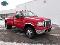 REGULAR CAB 4X4 F350 POWERSTROKE DUALLY !, CARFAX