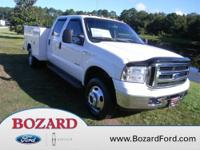 Need a Tough Work Truck with a Utility Body with