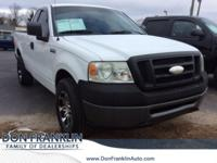New Price! White 2006 Ford F-150 RWD 5-Speed Manual