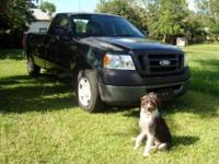 2006 Ford F150 This work truck currently has 74,000