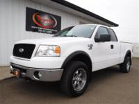 LOCAL TRADE 2006 FORD F150 XLT 4X4 EXTENDED CAB SHORT