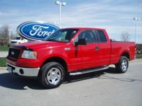 Options Included: N/A2006 Ford F-150 XLT 4x4 SuperCab