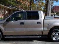 2006 Ford F150 XLT Super Crew This truck has 78,000