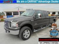 ** CARFAX ONE OWNER ** FX-4 PACKAGE ** TOWING PACKAGE