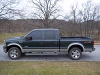 2006 Ford F250 Crew Cab Diesel Lariat 4x4 Selling this