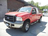 This Ford F250 comes with an 8ft. Boss Plow.!!! It has