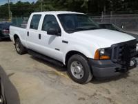 This is a 2006 Ford F-250 6.0 Turbo Diesel with 97k