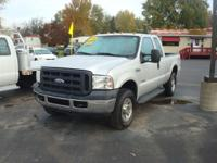 Options Included: N/AClean and affordable F-250 Diesel,