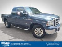 PRICED TO MOVE! This Super Duty F-250 is $800 below
