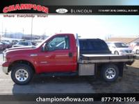 Options Included: N/AThis amazing F-250 is the mighty