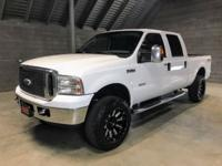 2006 Ford F-350 Lariat 6.0L V8 Powerstroke Turbo Diesel