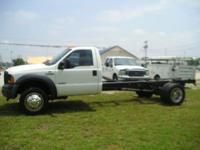 Options Included: N/A-------F550 Super Duty----LOCAL