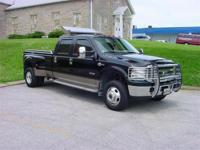 2006 Ford F350 Dually - Crew cab Superduty. 4x4, King