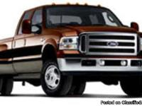 Make:  Ford Model:  F350 Year: