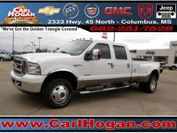Options Included: 6.0l Turbo Diesel, Power MoonroofKing