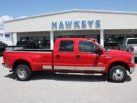 Options Included: N/AONE OWNER F350 LARIAT CREW CAB