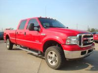 Options Included: N/A2006 Ford F350 Lariat FX4