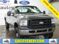 2006 Ford F-350SD XL 4WD Power Stroke V8 DI 32V OHV