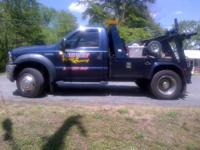 Looking to sell (1) 2006 F450 XLT wrecker. loaded.