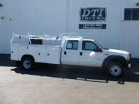 Great Running Utility Truck With Only 83K Miles.