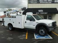 Great Running Diesel Service Truck With ONLY 59 153