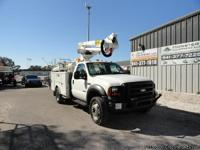 Stock #74419 Year/M/M: 2006 Fprd F550 Bucket Truck