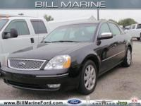 AWD, Black w/Leather-Trimmed Heated Bucket Seats, Grage