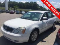 Recent Arrival! 2006 Ford Five Hundred SEL Duratec 3.0L