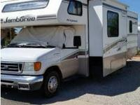 This beautiful 2006 Ford Fleetwood Class C motor home