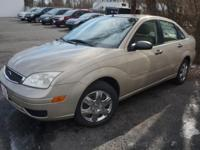 2006 Ford Focus 4dr Car S Our Location is: Liberty Ford