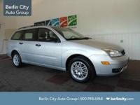 2006 FORD FOCUS SE ZXW WAGON with only 42k miles. Super