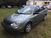 2006 Ford Focus Asking $4200.00 Low miles only 134,301