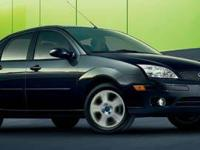 Here's a great deal on a 2006 Ford Focus! This car