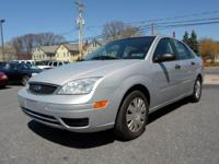 Year:2006 Make:Ford Model:Focus Trim:ZX4 SE