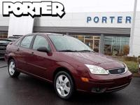 Thanks for taking the time to check out our 2006 Focus.