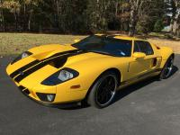 2006 FORD GT YELLOW 700HP TUNE/PULLEY/EXHAUST FULL XPEL