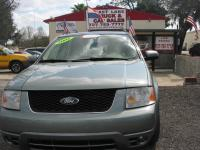 2006 FORD FREESTYLE LIMITED. OUR CASH PRICE $ 5499.00/