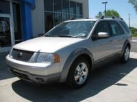 Options Included: N/A2006 Ford Freestyle SEL AWD V6.