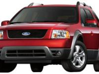 Exterior Color: red, Body: SUV, Engine: Gas V6
