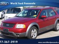 World Ford Pensacola presents this 2006 FORD FREESTYLE