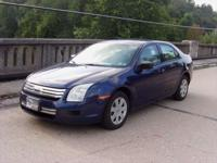 Options Included: N/AThis 2006 Ford Fusion is offered
