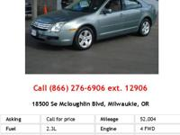 This 2006 Ford Fusion SE is offered to you for sale by