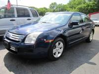Introducing the 2006 Ford Fusion! This is a remarkable